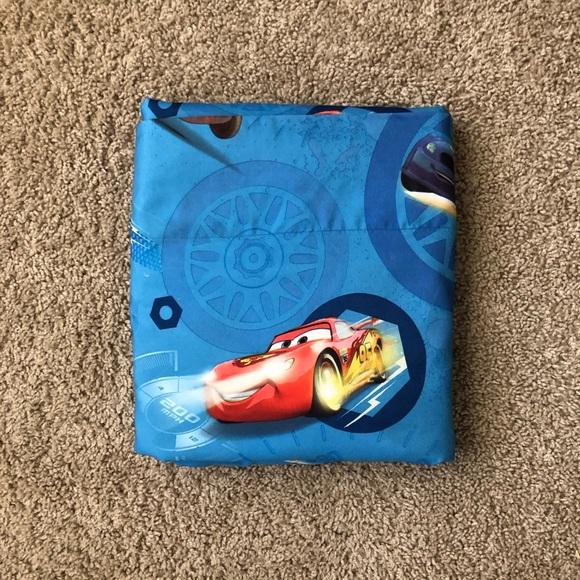 Cars Disney Pixar flat Twin sheets